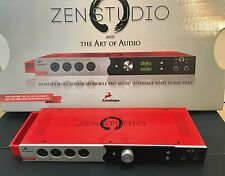 Antelope Audio ZEN Studio Professional Portable Audio I/O with carrying bag