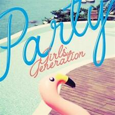 GIRLS' GENERATION SNSD [ PARTY ] SINGLE ALBUM