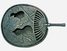 Antique Japanese Cast Iron Incense Burner from Japan Estate