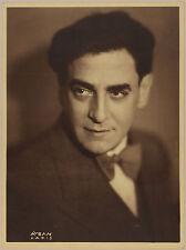 Aram Alban. inclusión del tenor italiano y compositores Tito Schipa