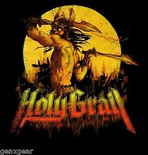 HOLY GRAIL cd lgo WARRIOR Official SHIRT XL New crisis in utopia