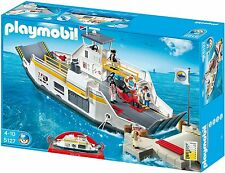 Playmobil 5127 Ocean Car Ferry and Pier Set New Sealed
