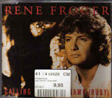 Rene Froger-Calling Out Your Name cd maxi single
