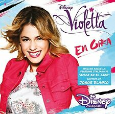 Violetta - En Gira CD DISNEY MUSIC
