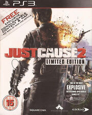 PlayStation 3 Just Cause 2 Limited Edition (PS3) VideoGames