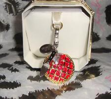 New Juicy Couture Cherry Pie Charm For Bracelet Necklace