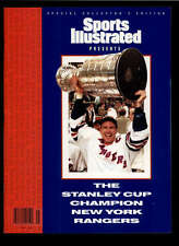 1994 SPORTS ILLUSTRATED STANLEY CUP CHAMIONS NEW YORK RANGERS LOT1122