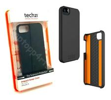 100% Genuine Tech 21 d30 Impact Snap Case Cover per iPhone 5s 5 Nero se t21-1810