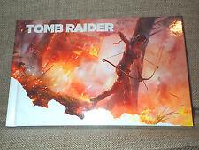 Tomb Raider collectors artbook