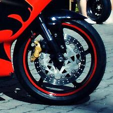 ███  Felgenrandaufkleber 10mm Motorrad Aufkleber ███
