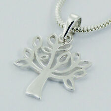 Silver Tiny Olive Tree Pendant Sterling Silver 925 Best Deal Jewelry Gift