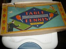 #413L vtg table tennis AS IS ping pong game