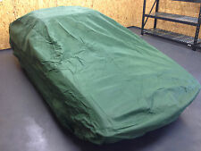 Mercedes SL Pre1990 Soft Fleece Indoor Car Cover GREEN Breathable Dust Proof