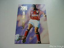 Carte Football Cards Premium 1995 Panini League Champions N°065 / Near mint