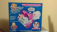 Zhu Zhu Pet Hamster Deluxe Accessories: Baby Hamster Stroller New sealed box