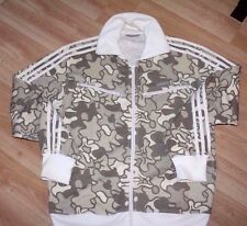 ADIDAS ORIGINALS SAFETY MILITARY CAMO JACKET TRACK TOP MEDIUM 38/40 MENS