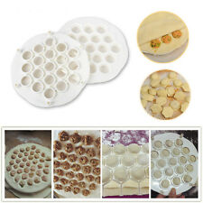 DIY Dumpling Mold Maker Dough Press Ravioli Making Mould Kitchen Gadgets Tools
