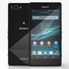 """Sony Ericsson 4.3"""" XPERIA Z1 Compact D5503 4G LTE 16GB TELEFONO MOVIL NEGRO"""