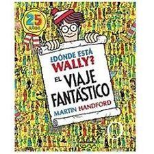 Donde esta Wally? El viaje fantastico (Spanish Edition)-ExLibrary
