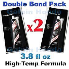 Genuine OEM Honda Bond HT Silicone Liquid Gasket-- 2 Pack Combo (08718-0004 X2)