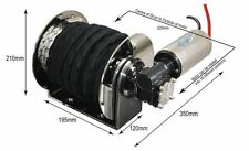 1000Watt VIPER PRO MICRO  Drum Anchor winch,FREE 10LB ANCHOR+ROPE&CHAIN++++