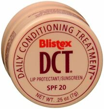 Blistex DCT Daily Conditioning Treatment SPF 20 0.25 oz (Pack of 7)