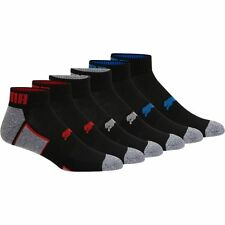 PUMA Cotton Men's Quarter Socks (6 Pack)