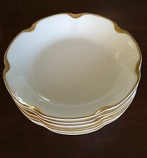 Haviland Limoges Silver Anniversary Sch. #19   Coupe Soup Bowl