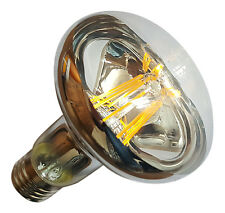 R80 E27 (ES) 240V 8W 800LM WARM WHITE (2700K) LED FILAMENT SPOTLIGHT BULB ~80W