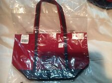Authentic Brooks Brothers Ladies sholder or carry bag *RED* NWT Great gift