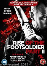 THE RISE OF THE FOOTSOLIDER PART 2 II foot soldier New Sealed UK Release R2