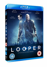 Looper (Bruce Willis) - Blu Ray - Disc Only