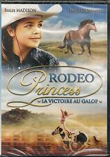 """DVD """"Rodeo Princess"""" - Timothy Armstrong    NEUF SOUS BLISTER"""