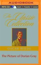 The Picture of Dorian Gray by Oscar Wilde (2015, MP3 CD, Unabridged)