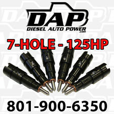 +125HP Performance Injectors for Dodge Diesel Cummins RAM Cummins 24v 125 Jammer