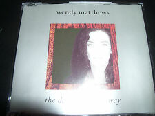 Wendy Matthews The Day You Went Away Australian CD Single
