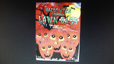 8 COUNT HALLOWEEN LAWN BAGS NEW FAST SHIPPING!!!