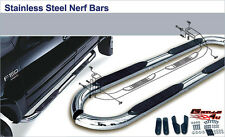 """3"""" NerfBar Stainless Steel FOR 2011-2016 JEEP GRAND CHEROKEE"""