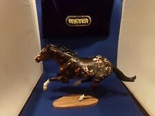 Breyer Traditional-Smarty Jones-Tempest-Connoisseur Srs -350 Pcs- RARE!-MINT!