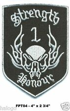 FLASHPOINT SRU T.V. SHOW TACTICAL PATCH - FPT04B
