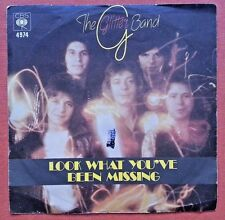 THE GLITTER BAND-LOOK WHAT YOU'VE BEEN MISSING RARE YUGOSLAVIAN 7'' PS 1977