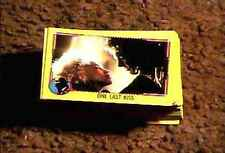 DICK TRACY TRADING CARD SET TOPPS MADONNA WARREN BEATTY