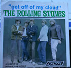 "ROLLING STONES - GET OFF MY CLOUD 7"" ORIGINAL US W/PIC SLEEVE"