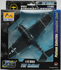 "Easy Model - Grumman F6F Hellcat ""VF-6 USS Intrepid 1944"" 1:72 Neu/OVP Flugzeug"