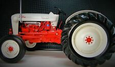 Ford Farm Tractor 1950s Vintage Machinery 1 12 Model Diecast J