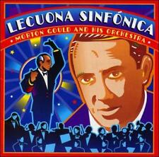 Audio CD Lecuona Sinfónica / Morton Gould and His Orchestra  - Free Shipping