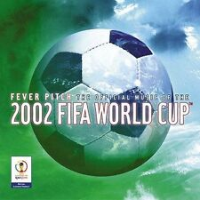 fever pitch the official music of the 2002 fifa world cup cd sealed