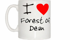 I Love Heart Forest of Dean Mug