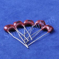 10PC Silver MICA Capacitor 10pF 500V Radial Amp New
