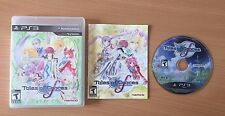 Tales Of Grace F JRPG - Playstation 3 PS3 - Complete